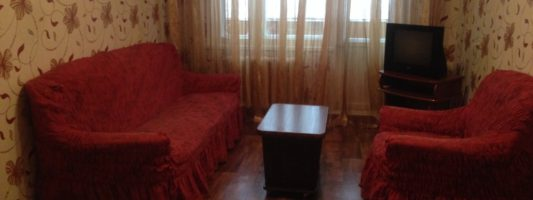 Однокомнатная квартира посуточно «Люкс» пр.Карла Маркса 109