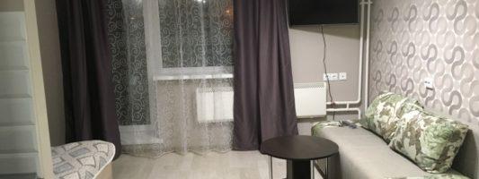 Однокомнатная квартира ул.Вознесенская, 11 - 1200 за сутки